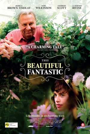 This Beautiful Fantastic Film Poster