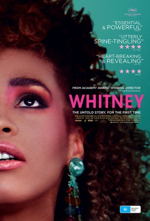 Whitney Film Poster