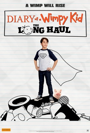 Diary of a Wimpy Kid: The Long Haul Film Poster