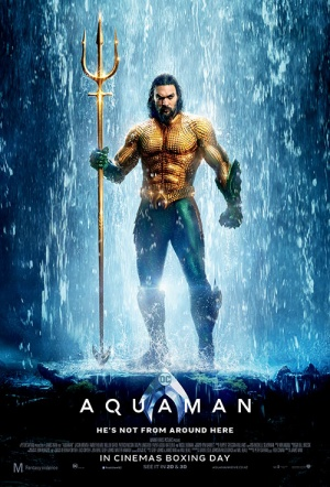 Aquaman Film Poster