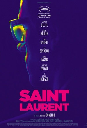 Saint Laurent Film Poster