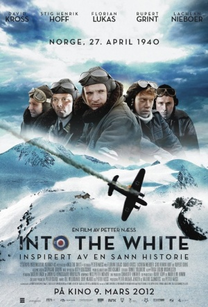 Into the White Film Poster