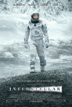 Interstellar Film Poster