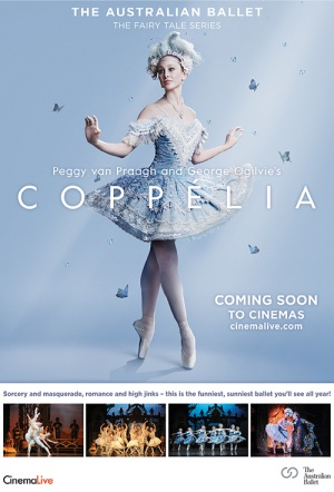 Royal Ballet: Coppélia