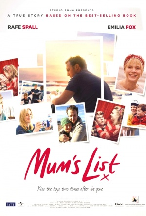 Mum's List Film Poster