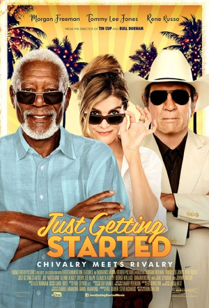 Just Getting Started Film Poster