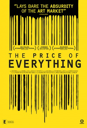 The Price of Everything Film Poster