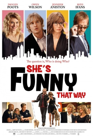 She's Funny That Way Film Poster