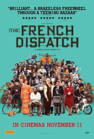The French Dispatch