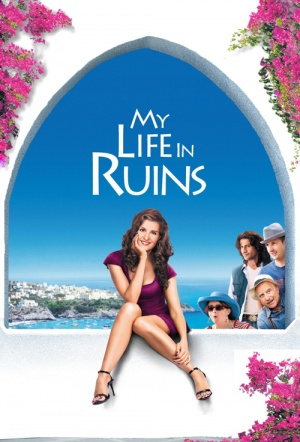 My Life In Ruins Film Poster
