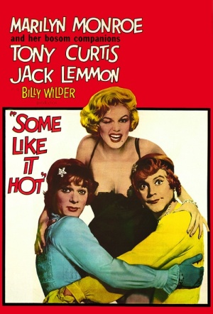 Some Like It Hot (1959) Film Poster
