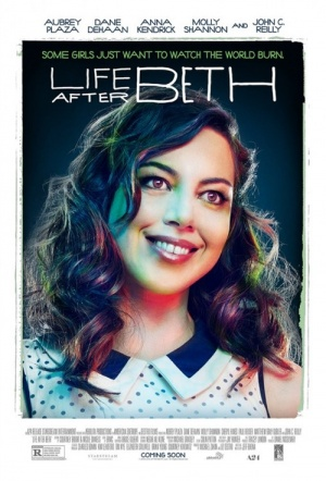 Life After Beth Film Poster