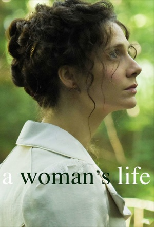 A Woman's Life Film Poster