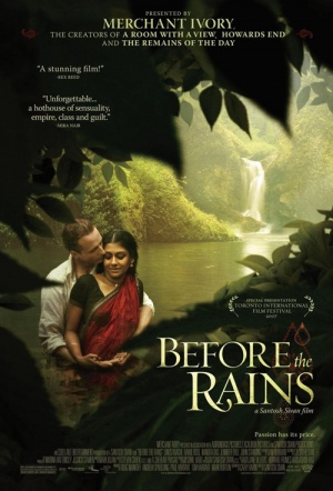 Before the Rains Film Poster