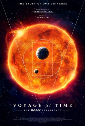 Voyage of Time: The IMAX Experience Film Poster