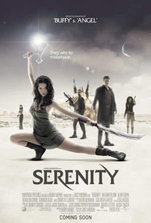 Serenity (2005) Film Poster