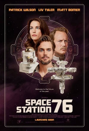 Space Station 76 Film Poster