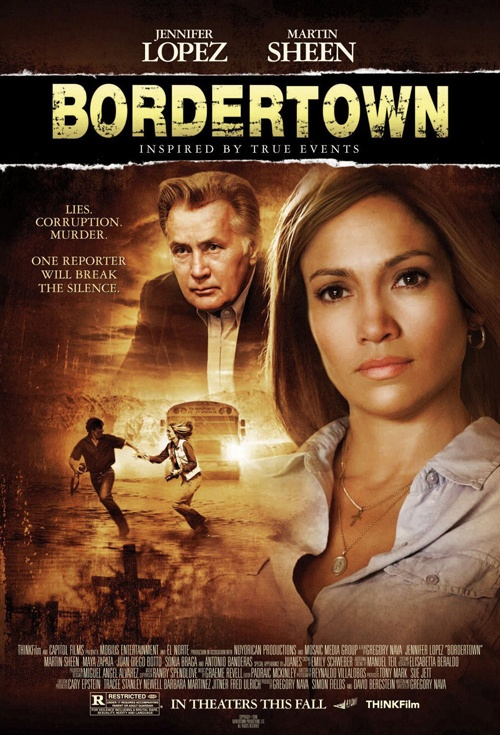 Bordertown Film Poster