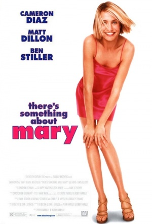 There's Something About Mary Film Poster
