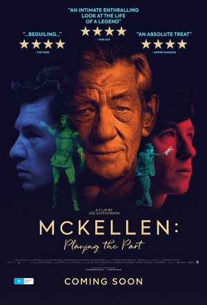 McKellen: Playing the Part Film Poster