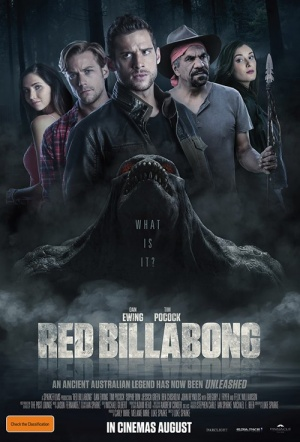 Red Billabong Film Poster