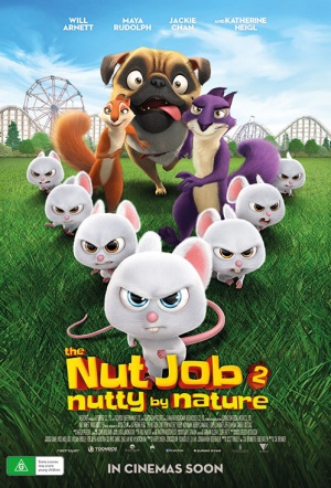 The Nut Job 2 3D: Nutty by Nature