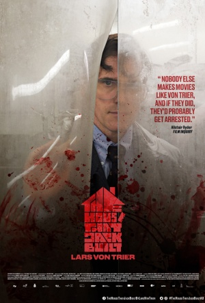 The House That Jack Built Film Poster
