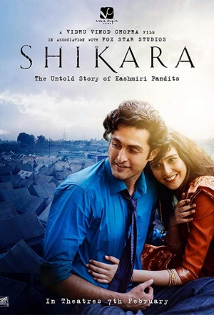 Shikara - A Love Letter from Kashmir