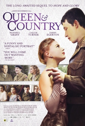 Queen and Country Film Poster
