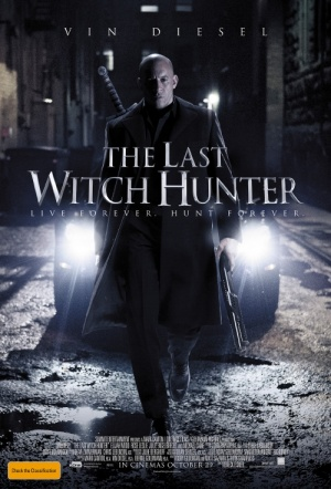 The Last Witch Hunter Film Poster