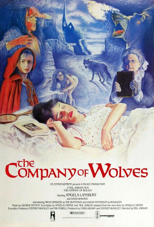 The Company of Wolves Film Poster