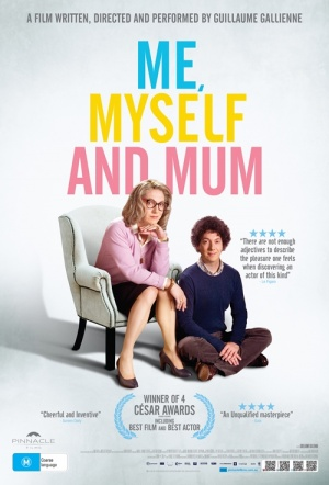 Me, Myself and Mum Film Poster