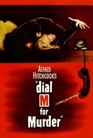 Dial M for Murder 3D Film Poster