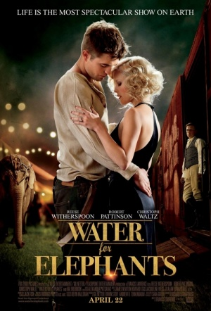 Water for Elephants Film Poster