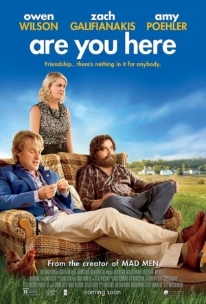 Are You Here Film Poster