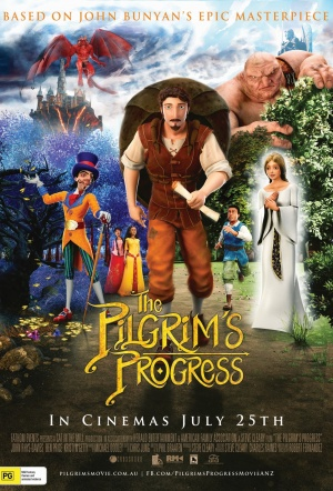 The Pilgrim's Progress Film Poster