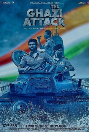 The Ghazi Attack (Telugu)