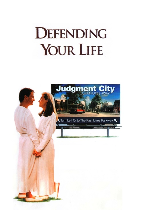 Defending Your Life Film Poster
