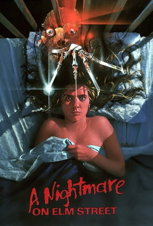 A Nightmare on Elm Street (1984) Film Poster