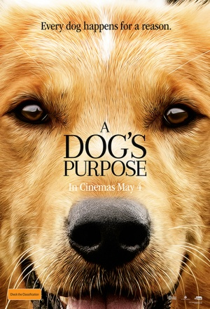 A Dog's Purpose Film Poster