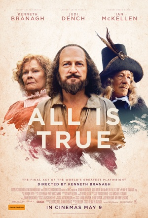 All Is True Film Poster