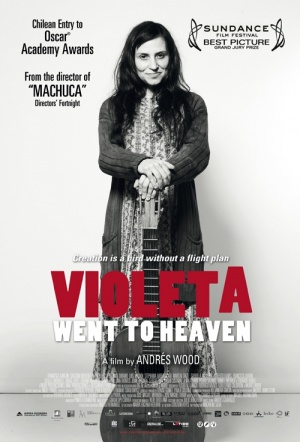 Violeta Went to Heaven Film Poster
