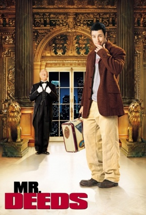 Mr. Deeds Film Poster