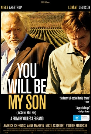 You Will Be My Son Film Poster
