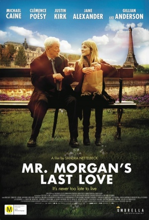 Mr. Morgan's Last Love Film Poster