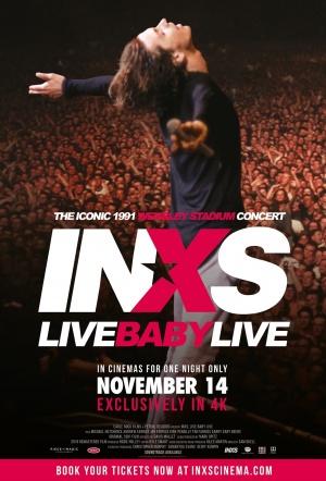 INXS: Live Baby Live at Wembley Stadium