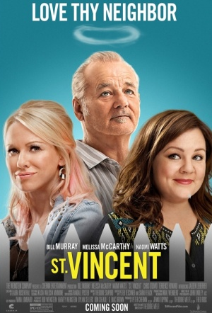 St. Vincent Film Poster