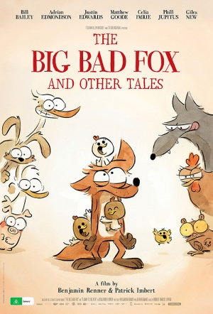The Big Bad Fox and Other Tales Film Poster