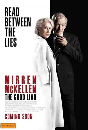 The Good Liar Film Poster