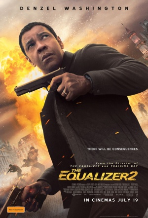 The Equalizer 2 Film Poster